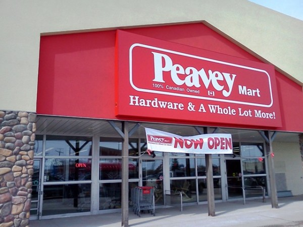 Peavey Store Front