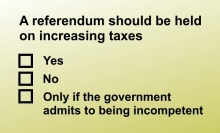 referendum question