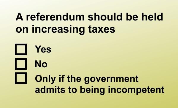referendum question