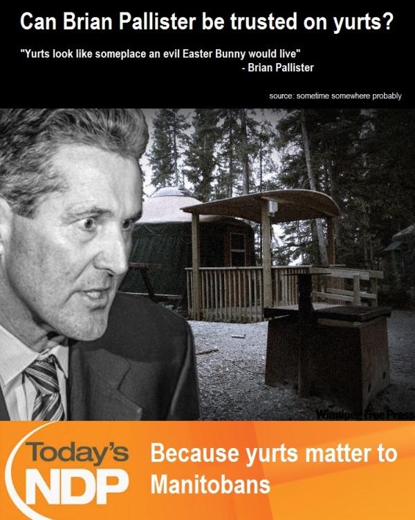 Brian Yurt Ad