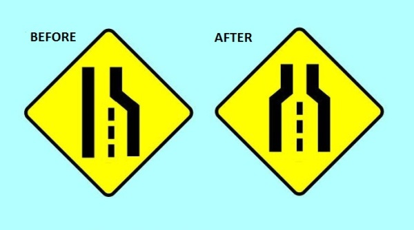 zipper-merge-before-and-after